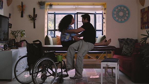 """מתוך הסרט """"נעורים"""" של שי-לי עטרי (צילום: עומר וייס)"""
