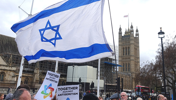 גל הקורונה הוביל לגל אנטישמיות