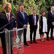 הישג בינלאומי: עיטור כבוד לפרופ' רענן ריין מטעם ממשלת איטליה