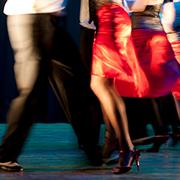 ריקודי זוגות במאיץ החלקיקים