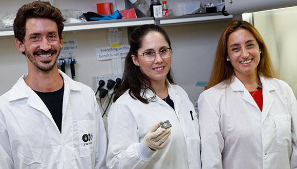 לראשונה בעולם: הדפסת תלת-מימד של גידול סרטני שלם ופעיל