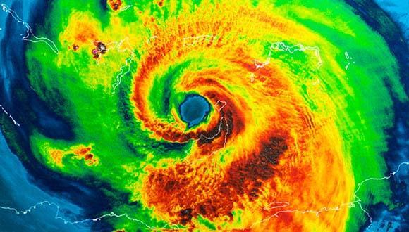 הדמיון המפתיע בין סופות הוריקן לתנועה של חלבונים