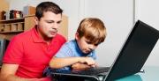 מחקר חדש בחינוך מראה כי השימוש בטכנולוגיה מסייע להורה בתהליך הנחלת יסודות הכתיבה לילדו