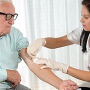 אבחון אלצהיימר בבדיקת דם