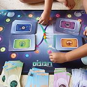 משחק קופסה אינטראקטיבי מחזיר לילדים חולי סרטן את החיוך